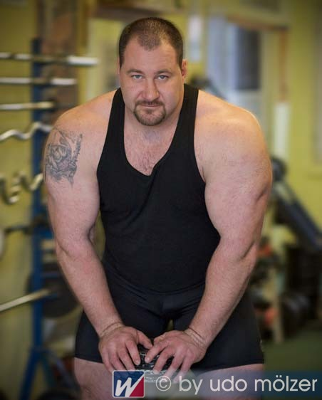 Handsome Strongman 04