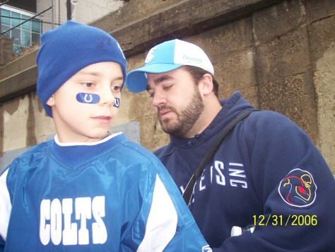 Jeff Saturday autograph 05