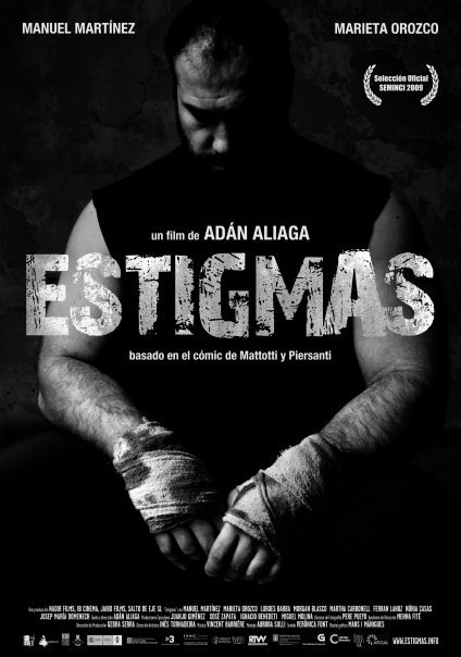 Estigmas movie poster