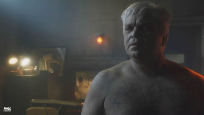 Drew Powell as Solomon Grundy in Gotham