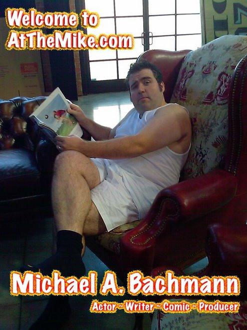 Michael A Bachmann Blog Photo