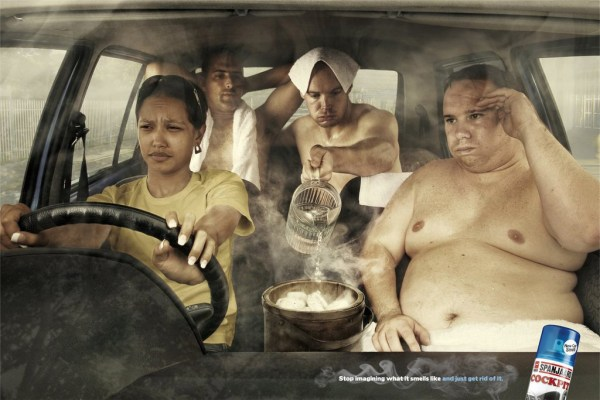 spanjaard sweat advertisement