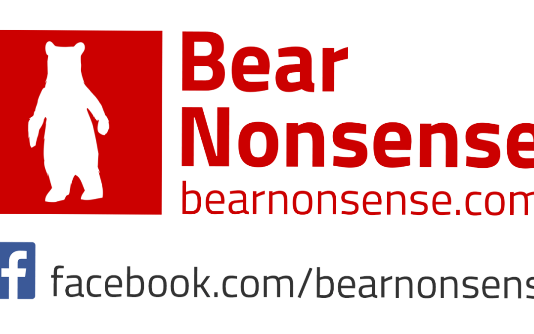 "Bear Nonsense Facebook Invites Are Now Being Created by the Bear Nonsense Facebook ""Page"""