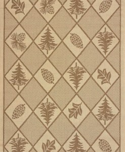 Solarium Woven Pine Rug Collection