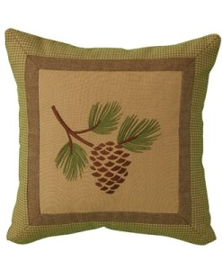 "Pineview 16"" Square Pillow"