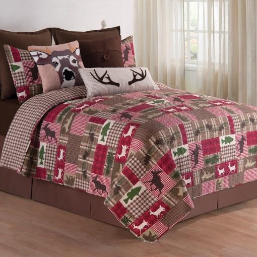 Happy Camper Mini Quilt Set Collection