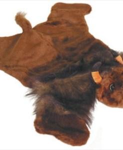 Buffalo Plush Rug - Large