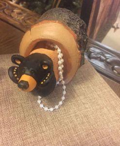 Big Sky Carvers Hidden Treasure Bear Box Figurine