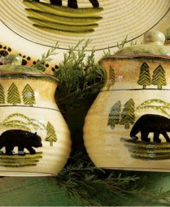 Bear Canister Set 3pcs