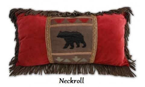 Bear Country neckroll