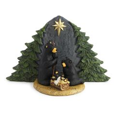 Bear Nativity – 3 pc set