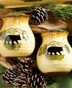 Bear Salt & Pepper Set