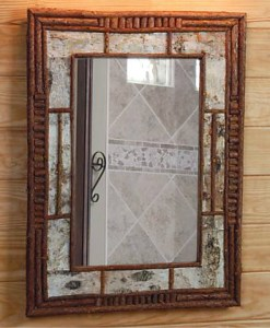Birch Twig Mirror