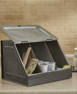 Black Star Storage Box