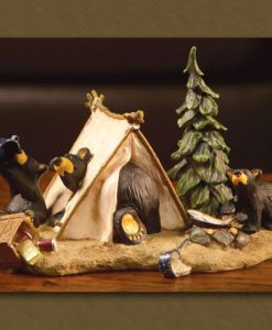 Bear Camp Runamuck 10th Anniversary Edition Figurine