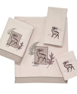 Deer Lodge Towel 4 Pc Set
