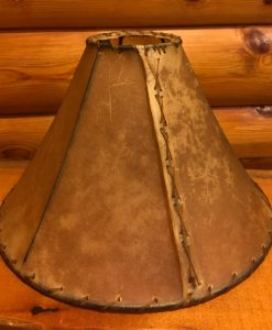 Rawhide Natural Lamp shade