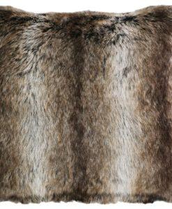Chinchilla Fur Pillow