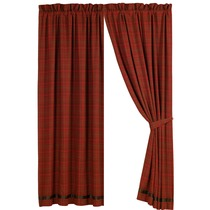 LG1845C_Cascade Lodge Plaid Curtain2
