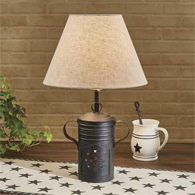 Milk Warmer Lamp with Shade