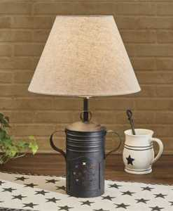 Milk Warmer Lamp with Shade