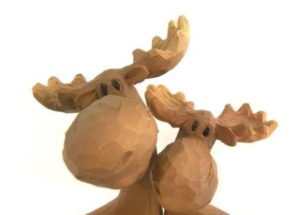 Moose couple S&P Holder6
