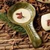 Pinecone Spoon Rest