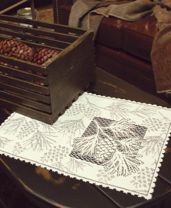 Woodland Lace Placemat