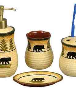 Bear Bath Set 4pcs