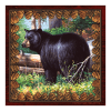 Black Bear Paper Dinner Napkins