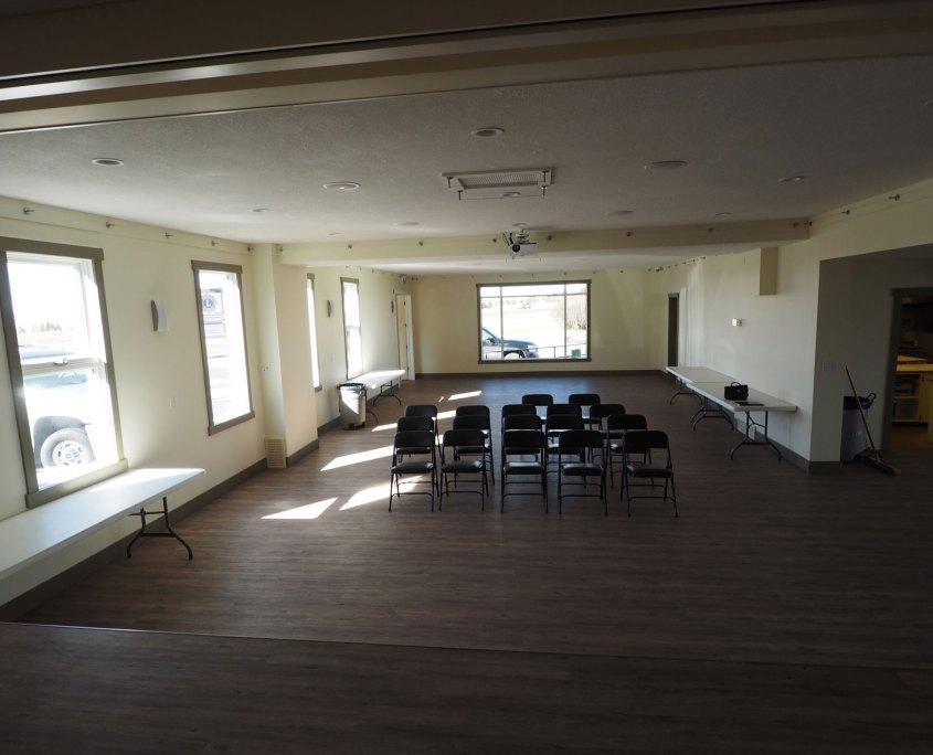 Bearspaw Lions Ballroom