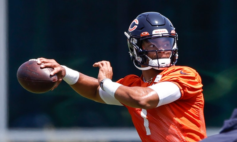 Bears QB Justin Fields ready to make the teams that passed on him pay