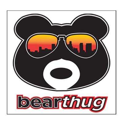 BearThug Stickers
