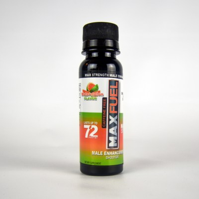MaxFuel Watermelon Male Enhancement Shooter (Caffeine Free)
