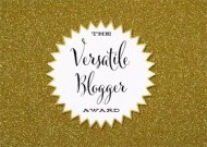 "The ""Versatile Blogger Award"" - Be artist Be art"