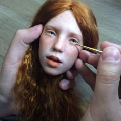 Human Dolls - by Michael Zajkov - Be artist Be art - urban magazine