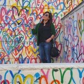Paloma Martinez - Caminando por New York - be artist be art