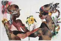 Magical Art - by Wangechi Mutu - be artist be art