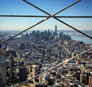New York from the Top - by Caminando por NY - be artist be art