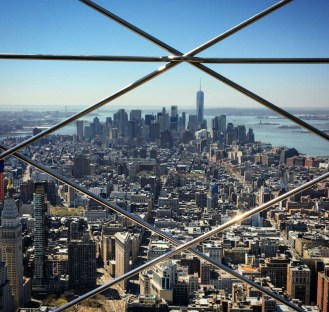 New York from the Top - by Caminando por NY - be artist be art