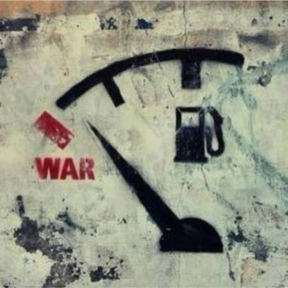 Today´s #World - Oil #war - be artist be art