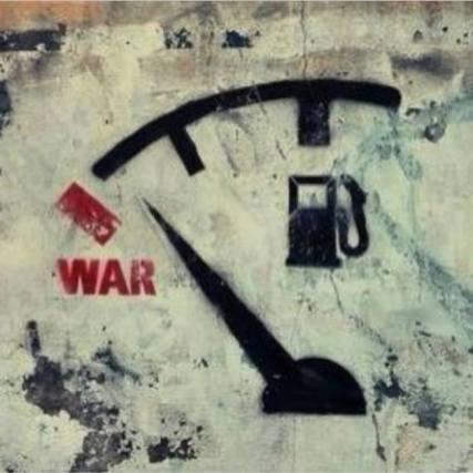 Today´s #World - Oil #war - be artist be art