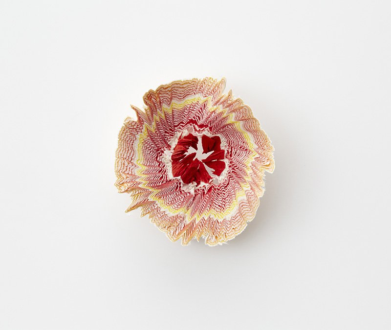 Minimalism (Pencil) Flowers - by Haruka Misawa - be artist be art magazine