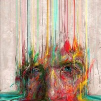 Melting Soul - #Creative & #Colorful #StreetArt by Sam Spratt