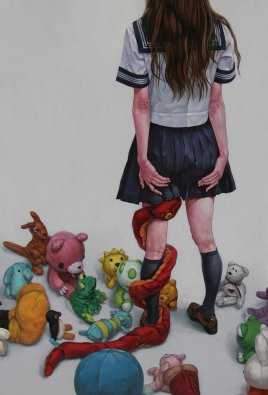 Stolen Childhood, Beauty Nightmares - by Kazuhiro Hori
