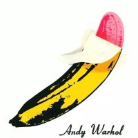 #Banana #Love - Nasty Andy Warhol