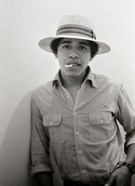 US presidents - When we were young... - Obama - be artist be art magazine