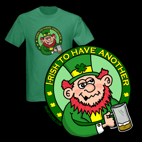 Saint Patricks Day T-shirt