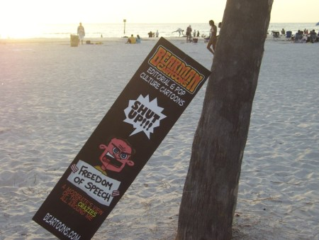 Tripping with Rip shows BEARMANia on the Beach
