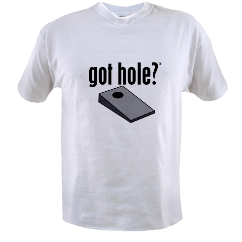 Got Hole Shirt